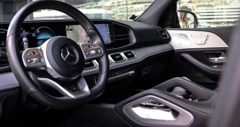 Mercedes GLE 450 367ch+22ch EQ Boost AMG Line 4Matic 9G-Tronic Blanc occasion à MONACO - photo n°4