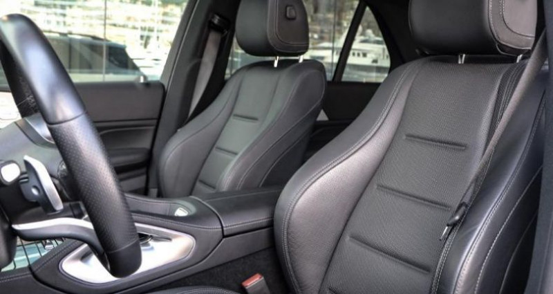 Mercedes GLE 450 367ch+22ch EQ Boost AMG Line 4Matic 9G-Tronic Blanc occasion à MONACO - photo n°5