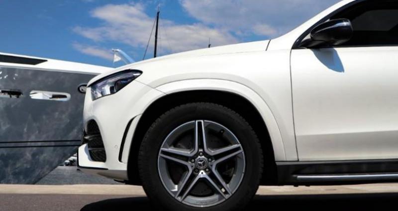 Mercedes GLE 450 367ch+22ch EQ Boost AMG Line 4Matic 9G-Tronic Blanc occasion à MONACO - photo n°7