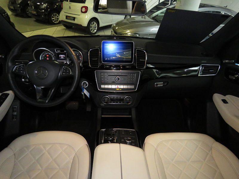 Mercedes GLE 500 4 Matic AMG Noir occasion à Beaupuy - photo n°4