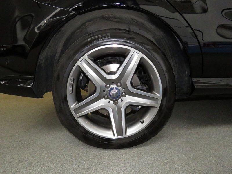 Mercedes GLE 500 4 Matic AMG Noir occasion à Beaupuy - photo n°7