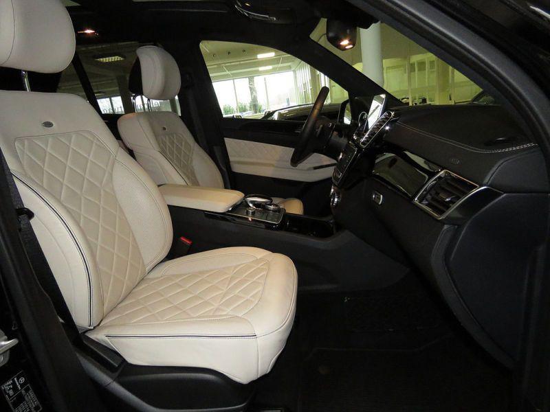 Mercedes GLE 500 4 Matic AMG Noir occasion à Beaupuy