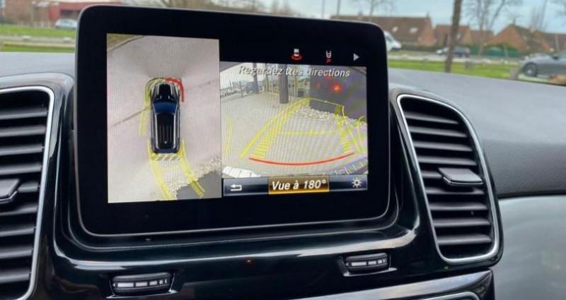 Mercedes GLE 500 e Sportline 4Matic 7G-Tronic Plus Noir occasion à Dunkerque - photo n°7