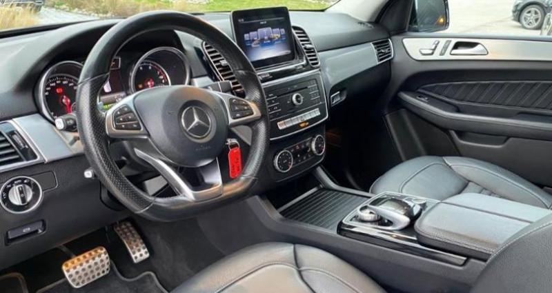 Mercedes GLE 500 e Sportline 4Matic 7G-Tronic Plus Noir occasion à Dunkerque - photo n°3