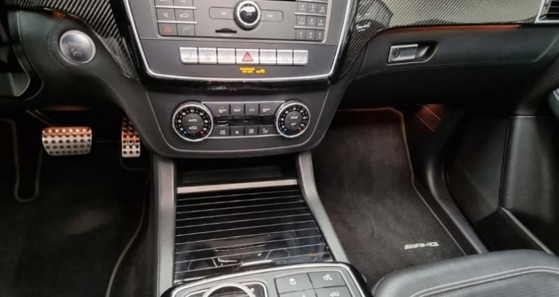 Mercedes GLE 63S AMG 5.5l V8 585ch 4MATIC ATTELAGE ELEC  occasion à MONTBRISON - photo n°7