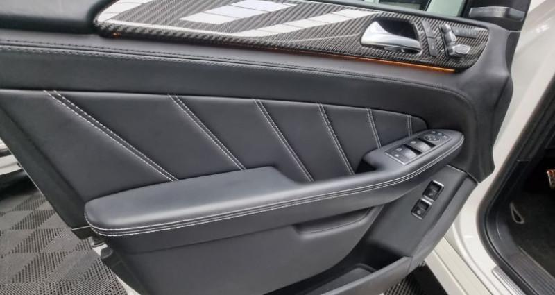 Mercedes GLE 63S AMG 5.5l V8 585ch 4MATIC ATTELAGE ELEC  occasion à MONTBRISON - photo n°4