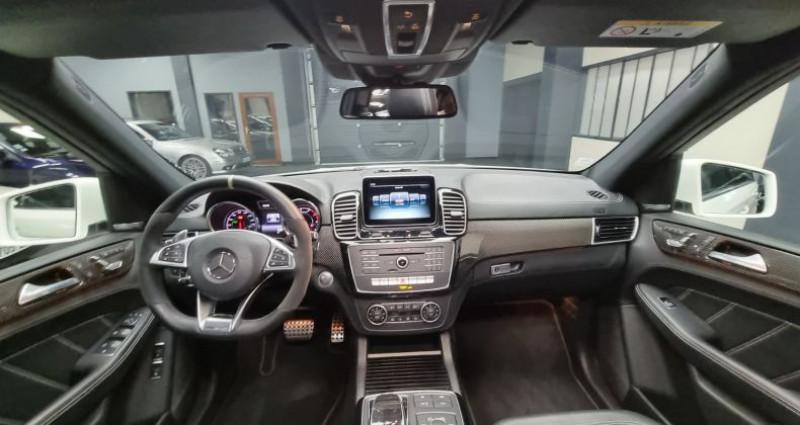 Mercedes GLE 63S AMG 5.5l V8 585ch 4MATIC ATTELAGE ELEC  occasion à MONTBRISON - photo n°2