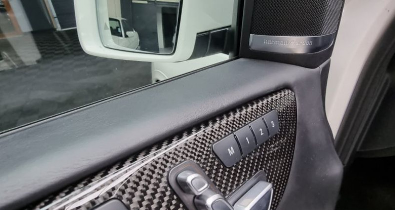 Mercedes GLE 63S AMG 5.5l V8 585ch 4MATIC ATTELAGE ELEC Blanc occasion à MONTBRISON - photo n°5