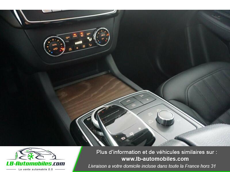 Mercedes GLS 350 d 9G-Tronic 4Matic Marron occasion à Beaupuy - photo n°12
