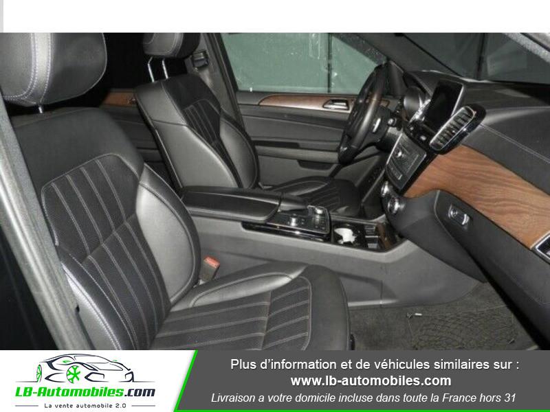 Mercedes GLS 350 d 9G-Tronic 4Matic Noir occasion à Beaupuy - photo n°4