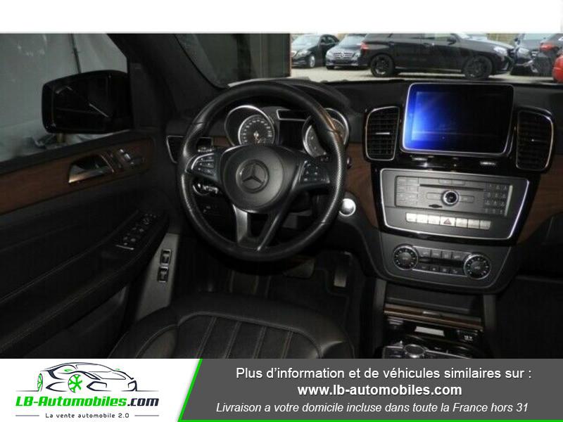 Mercedes GLS 350 d 9G-Tronic 4Matic Noir occasion à Beaupuy - photo n°7