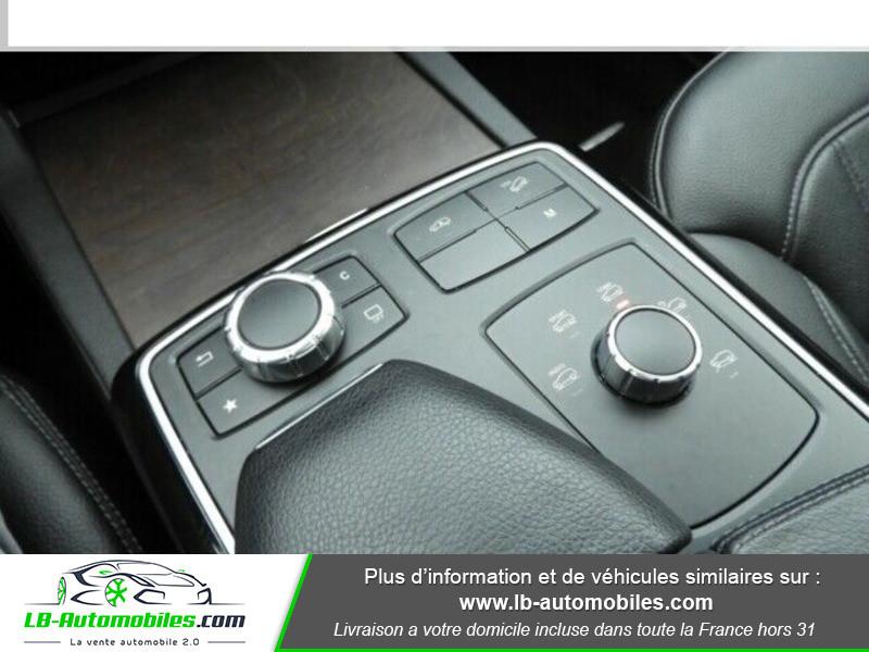 Mercedes GLS 350 d 9G-Tronic 4Matic Noir occasion à Beaupuy - photo n°11