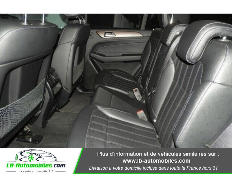 Mercedes GLS 350 d 9G-Tronic 4Matic Noir occasion à Beaupuy - photo n°6