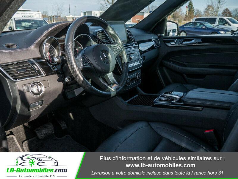 Mercedes GLS 350 d 9G-Tronic 4Matic Marron occasion à Beaupuy - photo n°2