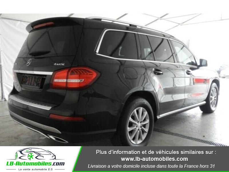 Mercedes GLS 350 d 9G-Tronic 4Matic Noir occasion à Beaupuy - photo n°3