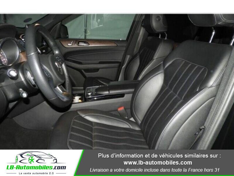 Mercedes GLS 350 d 9G-Tronic 4Matic Noir occasion à Beaupuy - photo n°8