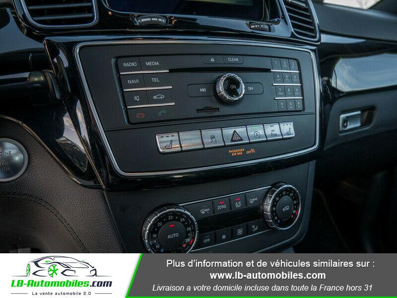 Mercedes GLS 350 d 9G-Tronic 4Matic Marron occasion à Beaupuy - photo n°10