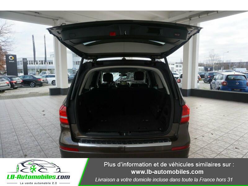 Mercedes GLS 350 d 9G-Tronic 4Matic Marron occasion à Beaupuy - photo n°16