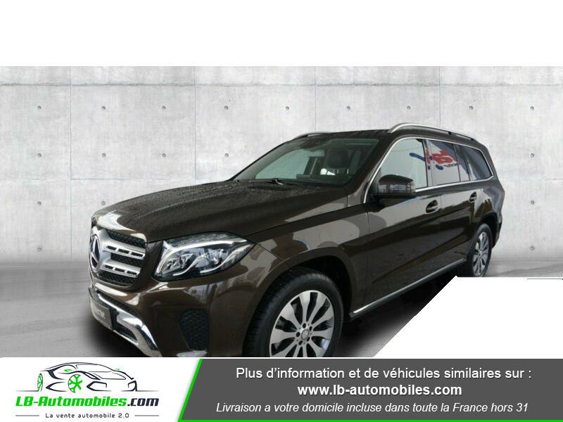 Mercedes GLS 350 d 9G-Tronic 4Matic Marron occasion à Beaupuy