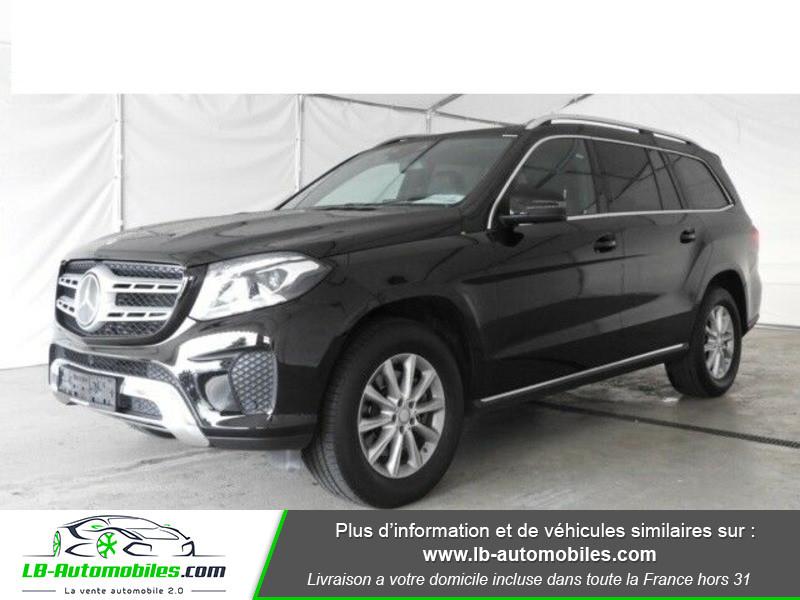 Mercedes GLS 350 d 9G-Tronic 4Matic Noir occasion à Beaupuy