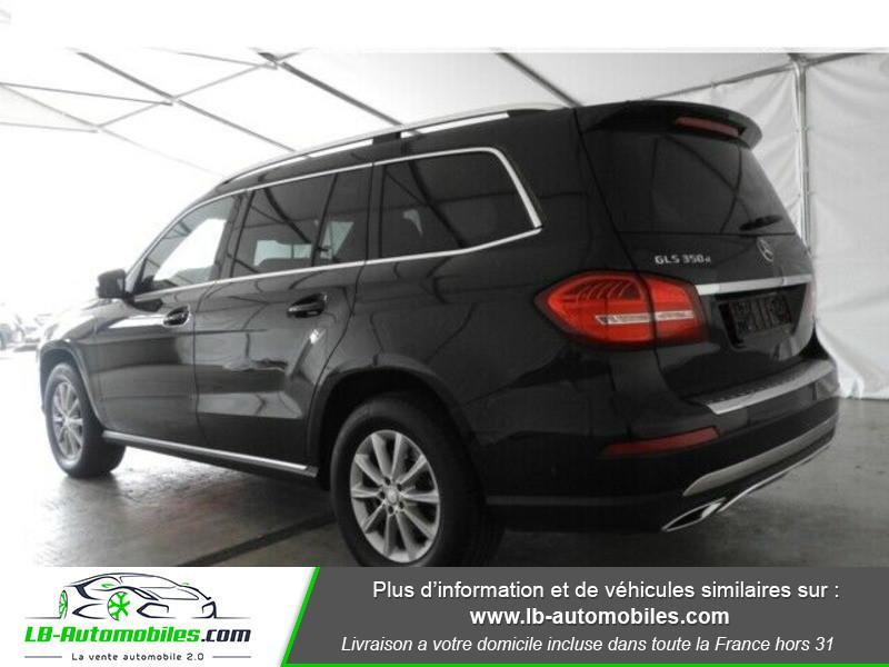 Mercedes GLS 350 d 9G-Tronic 4Matic Noir occasion à Beaupuy - photo n°14