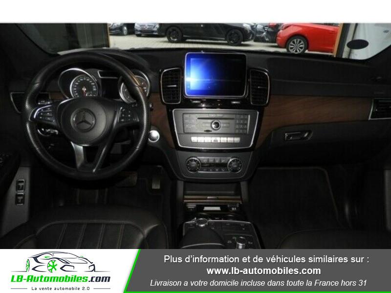 Mercedes GLS 350 d 9G-Tronic 4Matic Noir occasion à Beaupuy - photo n°2