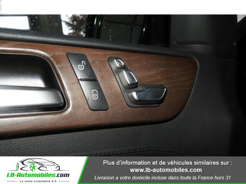 Mercedes GLS 350 d 9G-Tronic 4Matic Noir occasion à Beaupuy - photo n°9