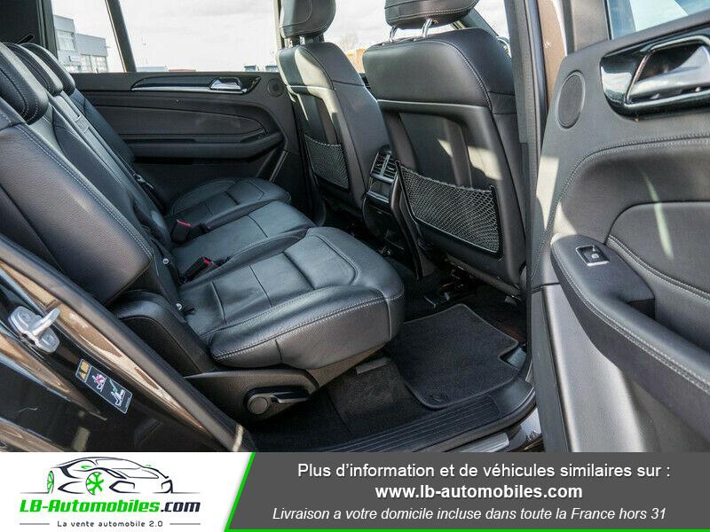 Mercedes GLS 350 d 9G-Tronic 4Matic Marron occasion à Beaupuy - photo n°5