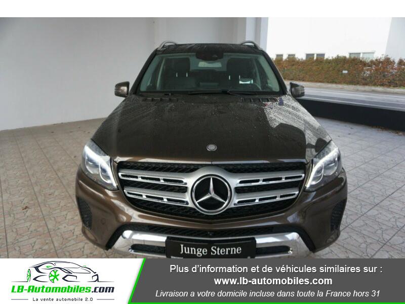Mercedes GLS 350 d 9G-Tronic 4Matic Marron occasion à Beaupuy - photo n°13