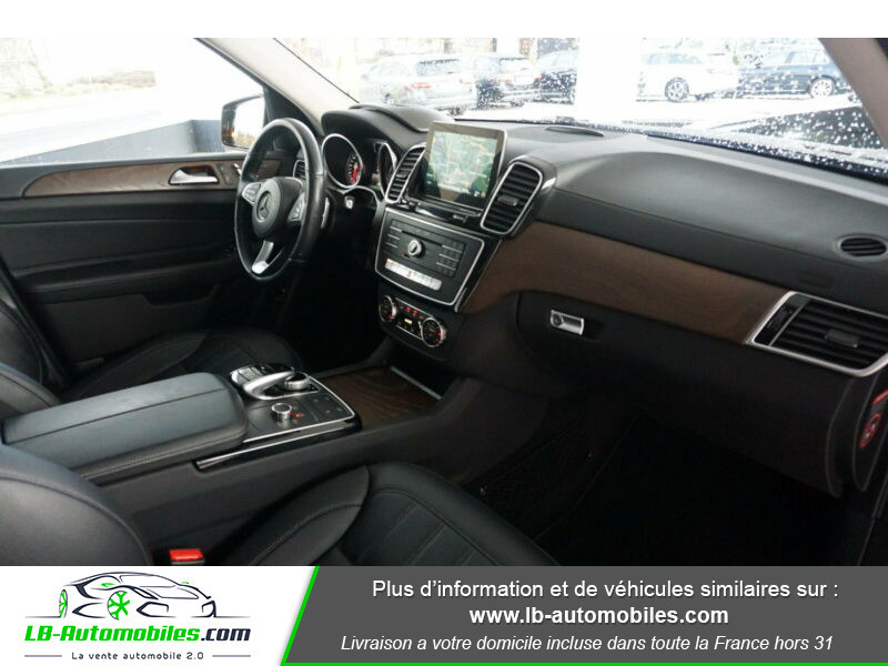Mercedes GLS 350 d 9G-Tronic 4Matic Marron occasion à Beaupuy - photo n°7