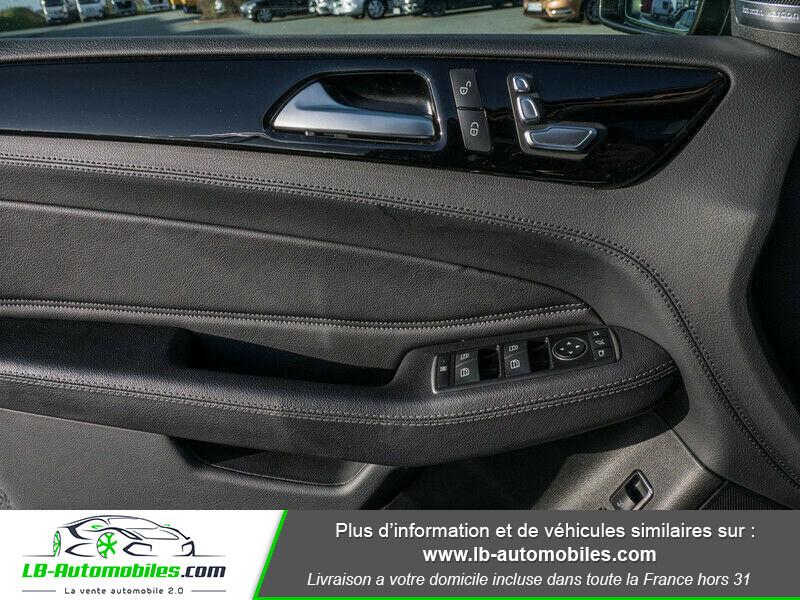 Mercedes GLS 350 d 9G-Tronic 4Matic Marron occasion à Beaupuy - photo n°9