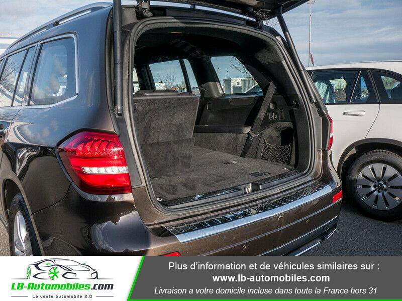 Mercedes GLS 350 d 9G-Tronic 4Matic Marron occasion à Beaupuy - photo n°8