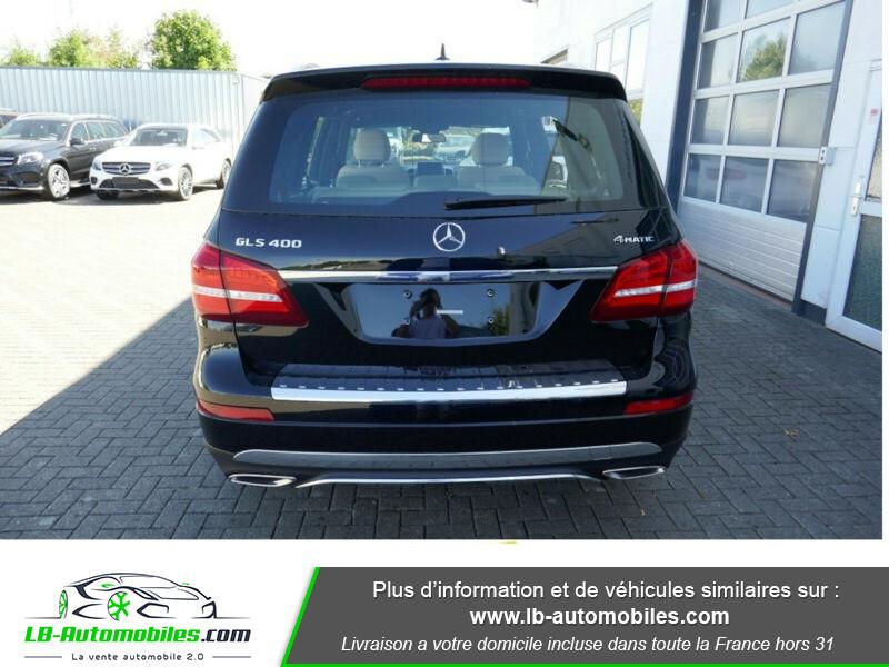 Mercedes GLS 400 9G-Tronic 4Matic Noir occasion à Beaupuy - photo n°9