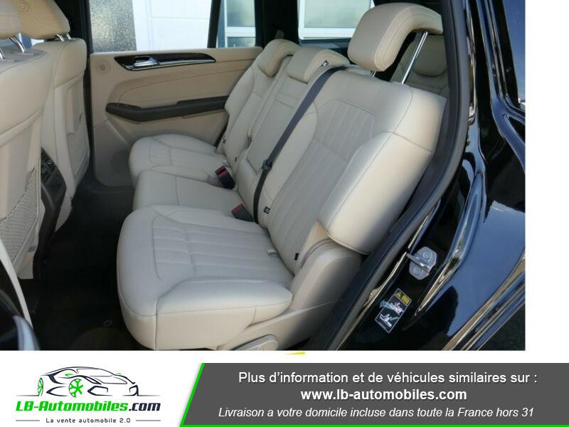 Mercedes GLS 400 9G-Tronic 4Matic Noir occasion à Beaupuy - photo n°7