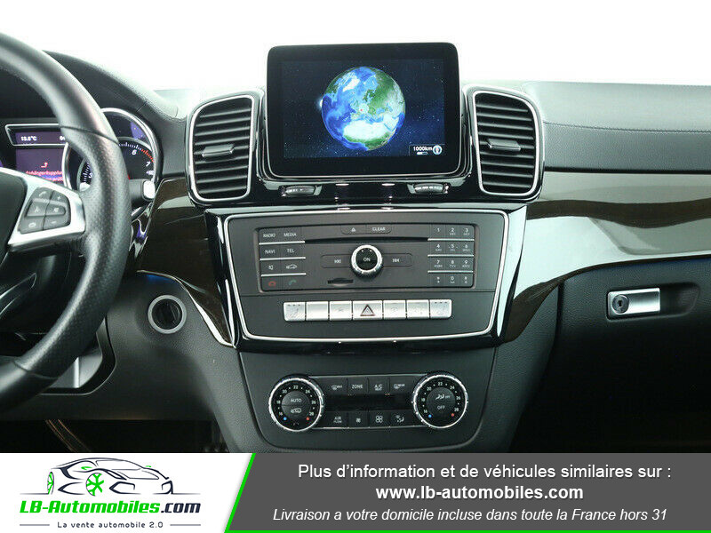 Mercedes GLS 400 9G-Tronic 4Matic Noir occasion à Beaupuy - photo n°5