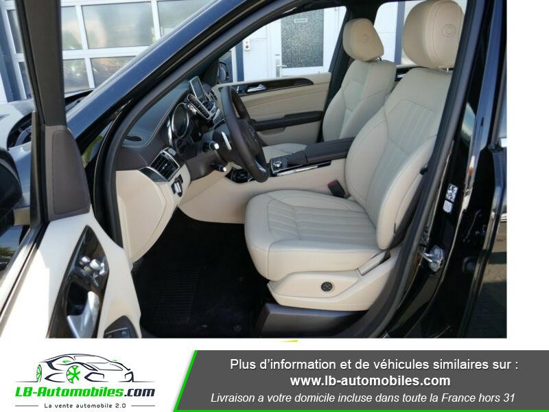 Mercedes GLS 400 9G-Tronic 4Matic Noir occasion à Beaupuy - photo n°4