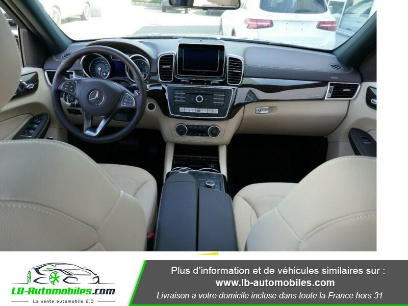 Mercedes GLS 400 9G-Tronic 4Matic Noir occasion à Beaupuy - photo n°2