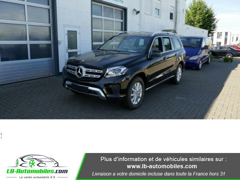 Mercedes GLS 400 9G-Tronic 4Matic Noir occasion à Beaupuy