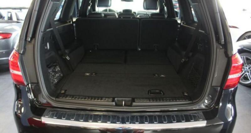 Mercedes GLS 500 455ch Executive 4M 9G-Tronic Noir occasion à Boulogne-Billancourt - photo n°7