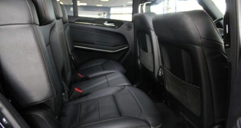 Mercedes GLS 500 455ch Executive 4M 9G-Tronic Noir occasion à Boulogne-Billancourt - photo n°6