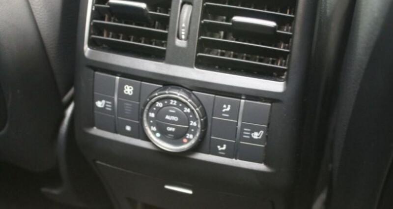 Mercedes GLS 500 455ch Executive 4M 9G-Tronic Noir occasion à Boulogne-Billancourt - photo n°4