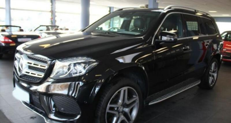 Mercedes GLS 500 455ch Executive 4M 9G-Tronic Noir occasion à Boulogne-Billancourt