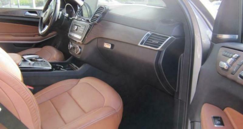 Mercedes GLS 500 455ch Executive 4M 9G-Tronic Gris occasion à Boulogne-Billancourt - photo n°5