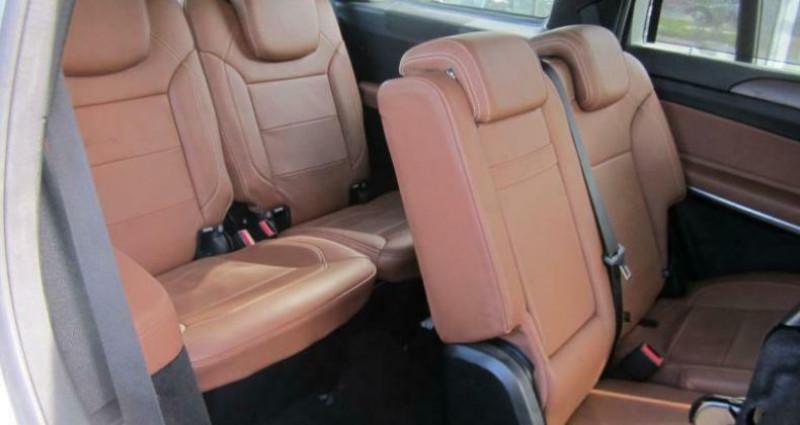 Mercedes GLS 500 455ch Executive 4M 9G-Tronic Gris occasion à Boulogne-Billancourt - photo n°6