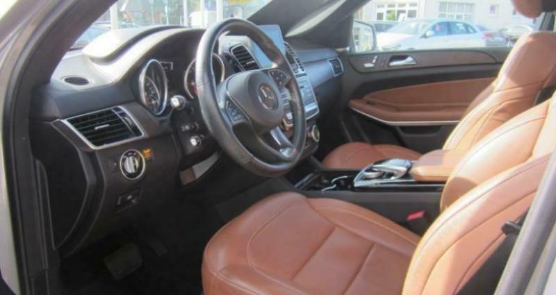 Mercedes GLS 500 455ch Executive 4M 9G-Tronic Gris occasion à Boulogne-Billancourt - photo n°3