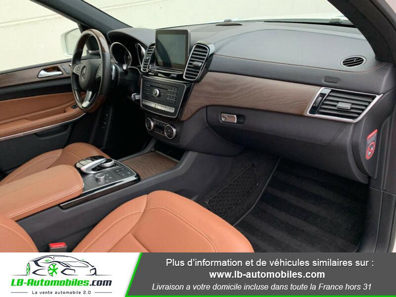 Mercedes GLS 500 9G-Tronic 4Matic Blanc occasion à Beaupuy - photo n°9