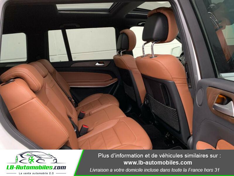 Mercedes GLS 500 9G-Tronic 4Matic Blanc occasion à Beaupuy - photo n°10