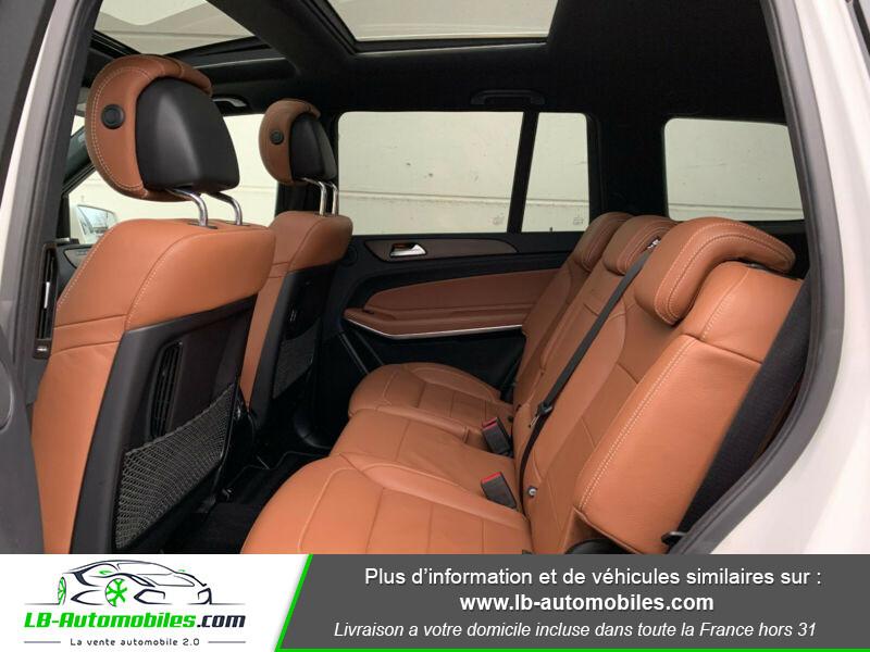 Mercedes GLS 500 9G-Tronic 4Matic Blanc occasion à Beaupuy - photo n°6