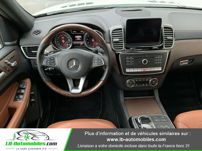 Mercedes GLS 500 9G-Tronic 4Matic Blanc occasion à Beaupuy - photo n°2