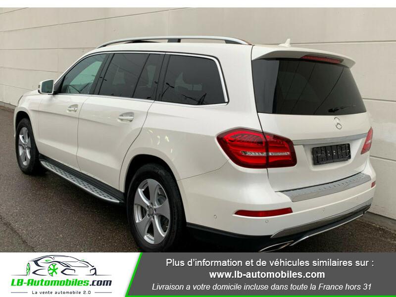 Mercedes GLS 500 9G-Tronic 4Matic Blanc occasion à Beaupuy - photo n°13